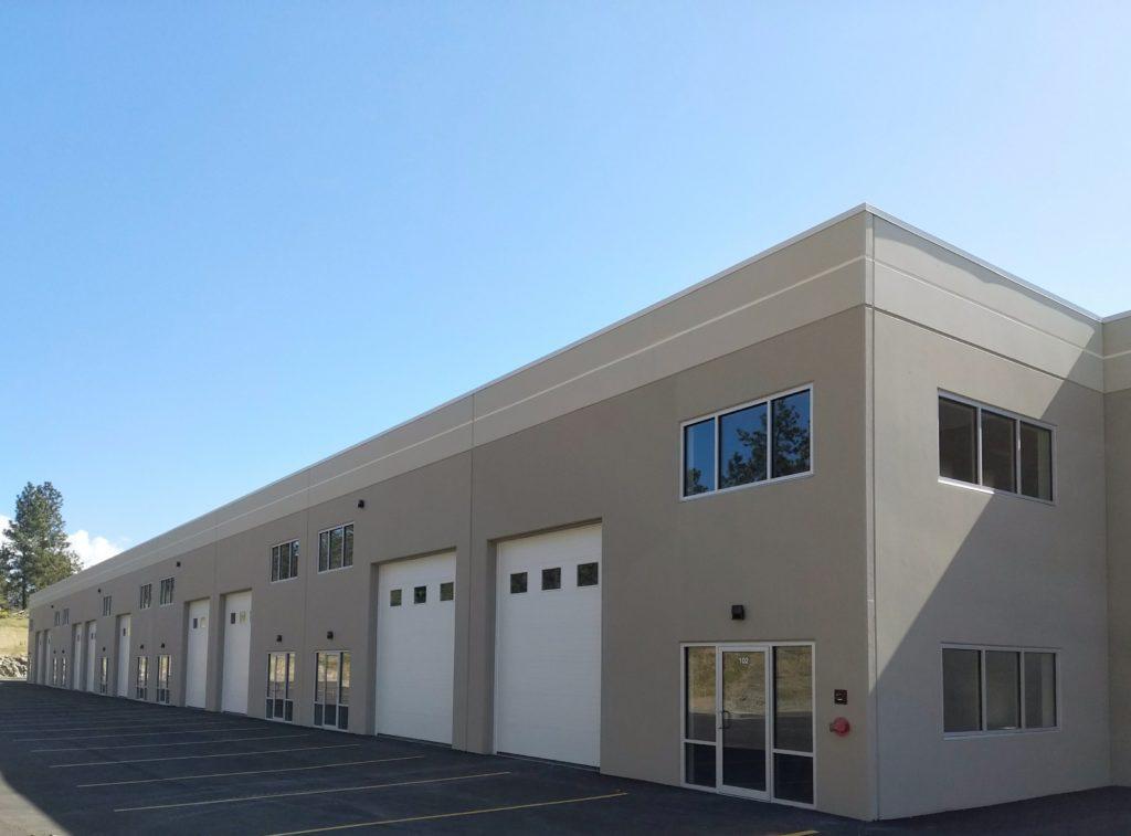 Quantus Electric - Lougheed Rd Industrial Warehouse