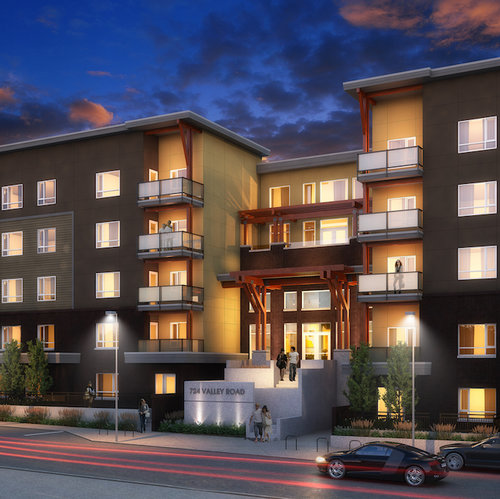 Quantus Electric - Glenmore Valley Landing Apartments